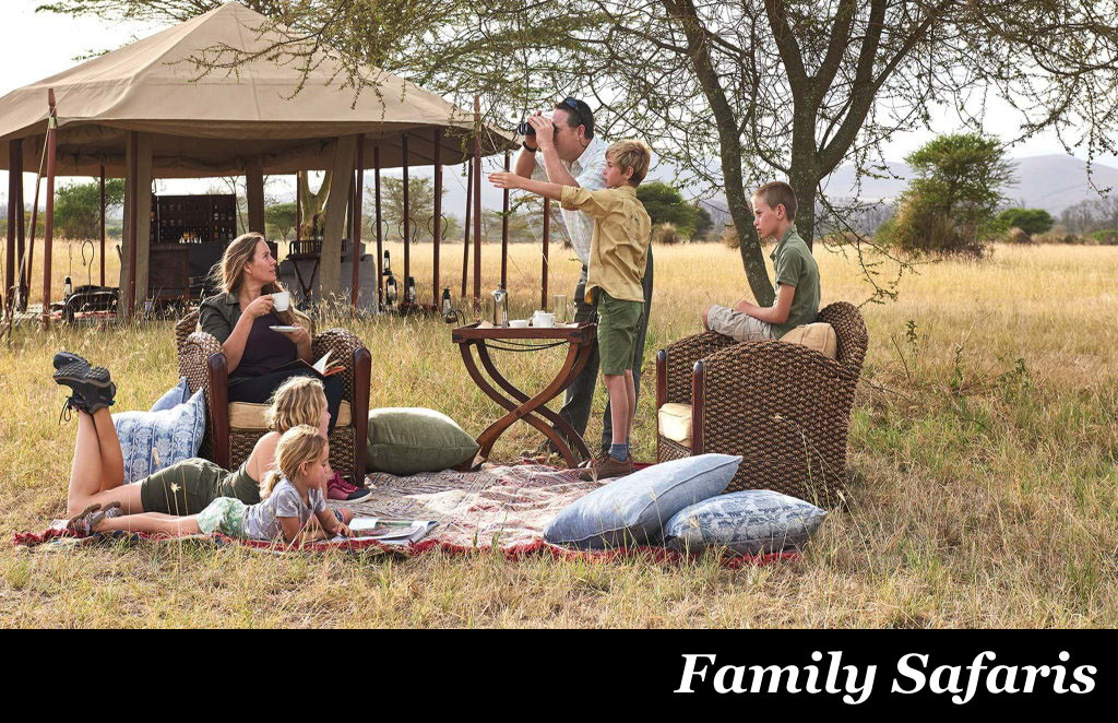 Family Safaris by Taga Safaris Africa