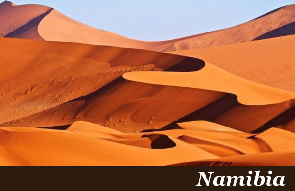 Namibia Safaris with Taga Safaris Africa