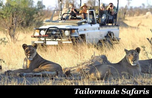 Tailormade Safaris by Taga Safaris Africa