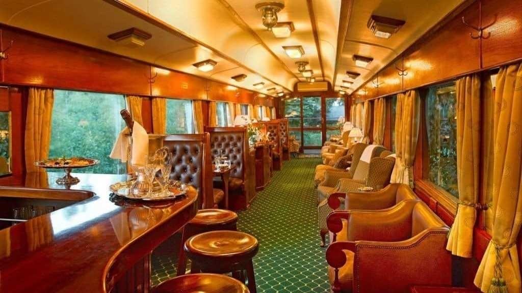 Luxury Train Journeys in Africa