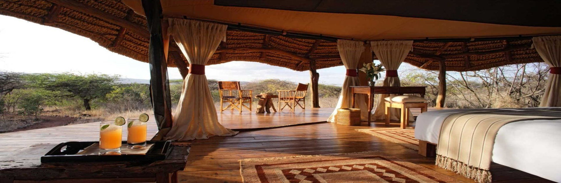 Tailormade Safaris Luxury Safari Lodge