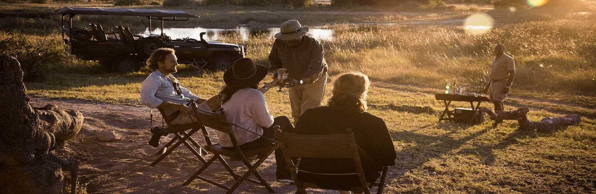 Tailormade Safaris Sundowners